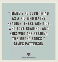 James Patterson Quote