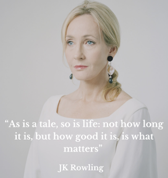 """Know Your History – 14th April 2015 – J.K Rowlings """"Very Good Lives"""" goes onsale"""
