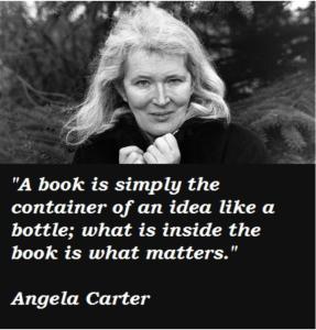 Angela Carter Image Quotation
