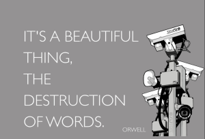1984 published - George Orwell