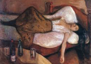 Edvard Munch - By the day