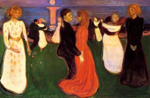 Edvard Munch - Dance of Life