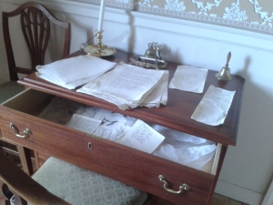 Wordsworths Mothers writing desk