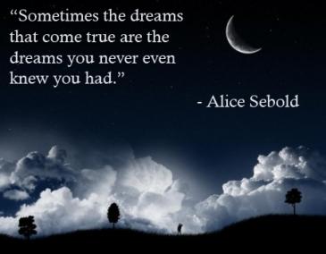 Alice Sebold - Dreams