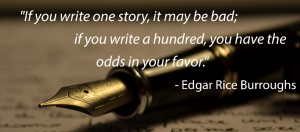 Edgar Rice Burroughs - Writing