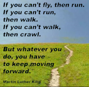 martin luther king - success