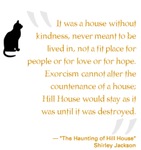 Haunting Hill House - Shirley Jackson