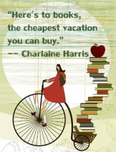 Charlaine Harris - Books - vacation