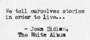 Joan Didion - stories