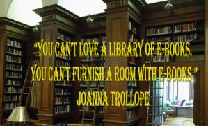 Joanna Trollope - librarys books