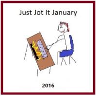 Just Jot It January – 2016