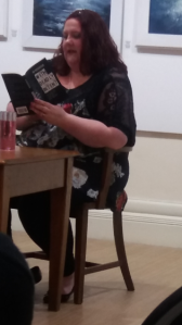 KA Richardson - Debut Reading