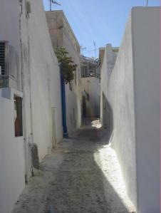 Alleyway photo by Jan Morrill