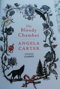 The Bloody Chamber Cover