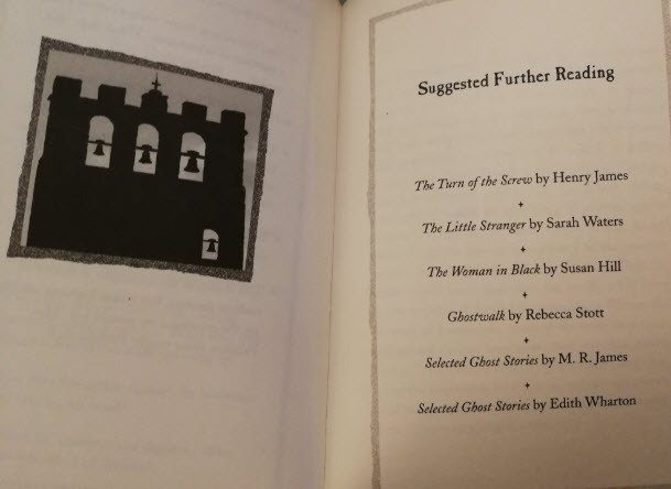 The Winter Ghosts - suggested reading