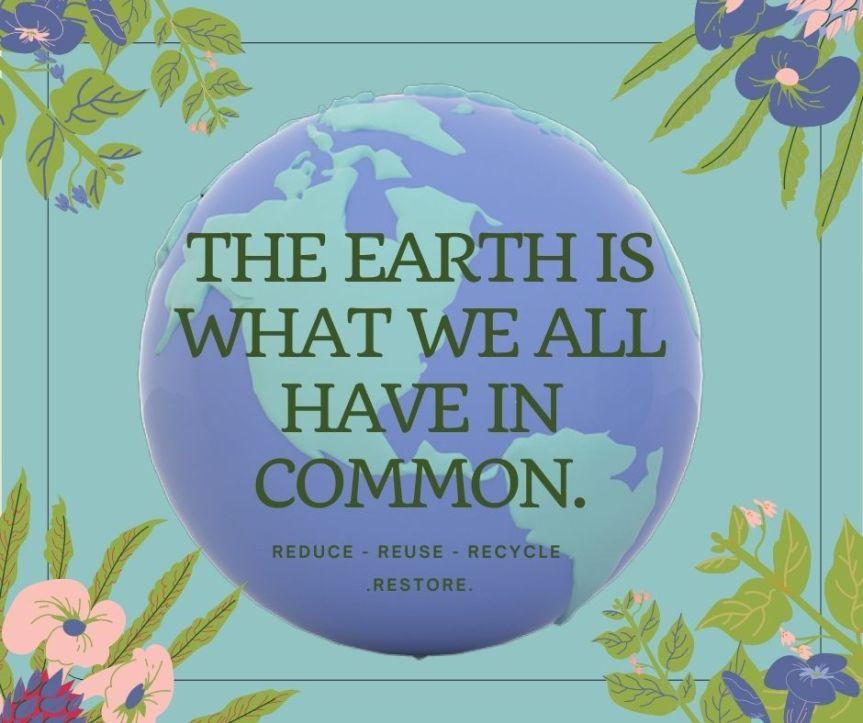 Thoughtful Thursday – World EarthDay