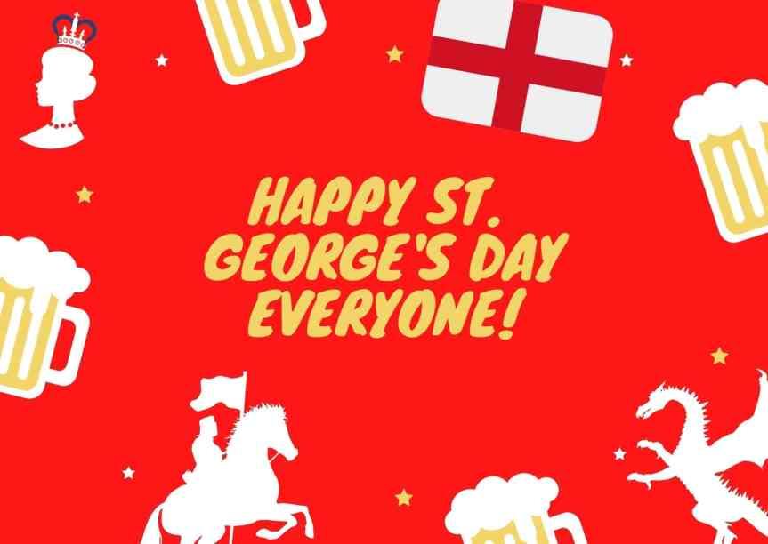 Happy St. George'sDay