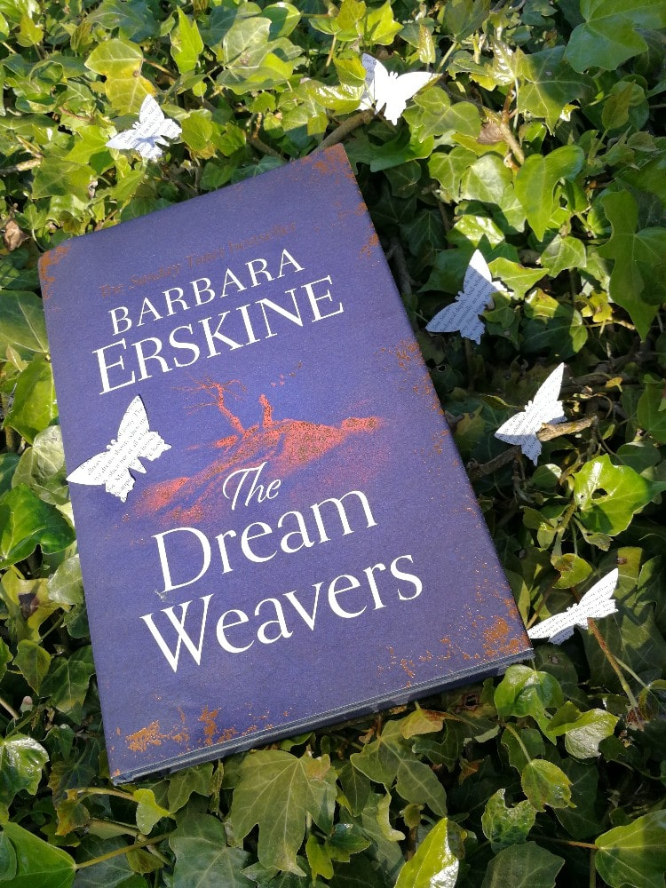 Review of The Dream Weavers by BarbaraErskine