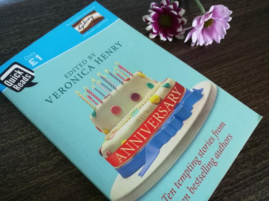 Review of The Anniversary (short storycollection)
