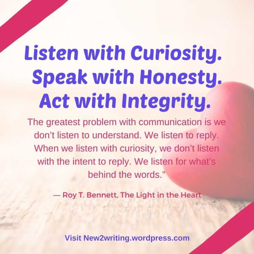 A Lesson on Listening – A ShortStory